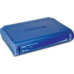 TRENDnet TE100-S8, 8-portový switch, 10/100 N-Way Mini