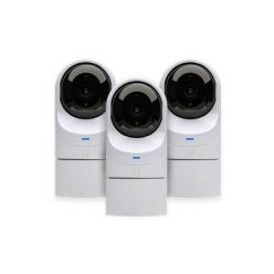 Ubiquiti Networks UVC-G3-FLEX-3, UniFi Video Camera G3 Flex, 3 pack