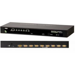 ATEN KVM switch CS-1308 USB&PS2 8PC , OSD, 19""
