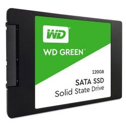 "WD Green 120GB, 2.5"" SSD, SATA III"