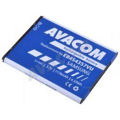 Náhradní baterie AVACOM Baterie do mobilu Samsung S5360 Li-Ion 3,7V 1200mAh (náhrada EB454357VU)