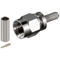 SMA male konektor na kabel RG58
