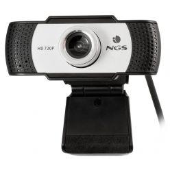 NGS XPRESSCAM720, HD webkamera, 720p, mikrofon, USB 2.0
