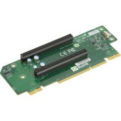 SUPERMICRO Riser card 2U 2x PCI-E 4.0 x16 levý pro WIO