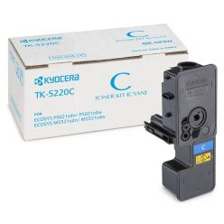 Kyocera toner TK-5220C/ 1 200 A4/ cyan/ pro M5521cdn/ cdw, P5021cdn/cdw