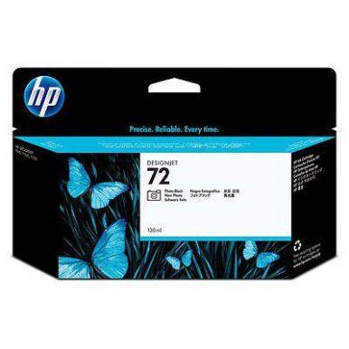 HP 72, inkoustová náplň, foto černá, 130ml, C9370A