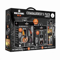 Konix WoT Commander's Pack pro PC