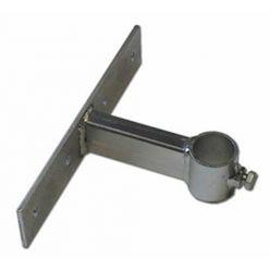 T držák na stožár 42mm, 10cm od zdi