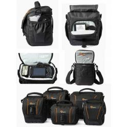Lowepro Adventura SH 110 II (16,5 x 8 x 10,5 cm) - Black