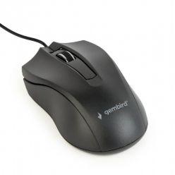 Gembird drátová myš MUS-3B-01, černá