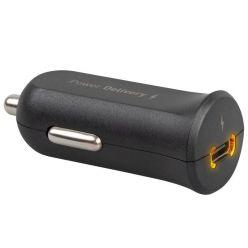 AVACOM CarPRO nabíječka do auta s funkcí Power Delivery, USB-C