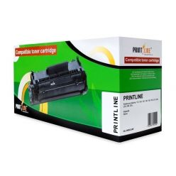 PRINTLINE kompatibilní toner s Lexmark 71B20Y0, yellow, 2300str. pro Lexmark CS417dn, CS317dn, CX517dn, CX417de...
