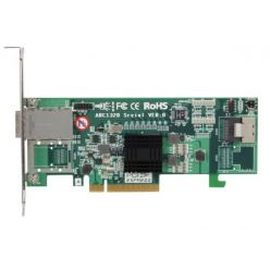 Areca1320-4I4X SAS2HBA,1×8087,1×8088,exp:128,PCI-E8g2,MD2