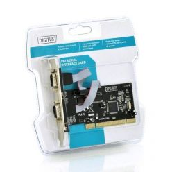 Digitus adaptér PCI 2x sériový port