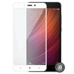 Screenshield XIAOMI Redmi Note 4 Tempered Glass protection (full COVER white)