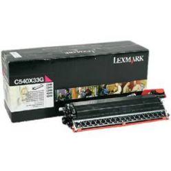 Lexmark X544x originální developer unit 0C540X33G, magenta, 30000str.