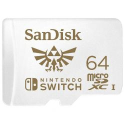 SanDisk Nintendo Switch microSDXC 64GB