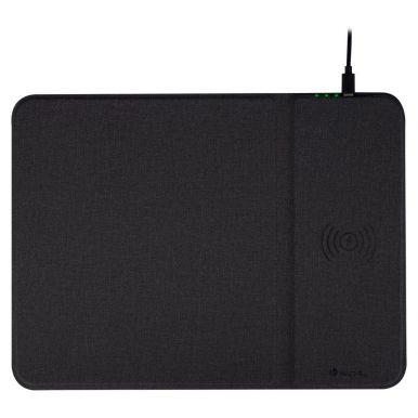 NGS PIER, podložka pod myš s Qi bezdrátovým nabíjením, USB-C