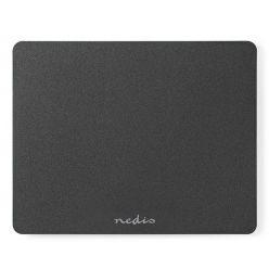 NEDIS ergonomická podložka pod myš/ 240 x 190 mm/ ultratenká/ černá