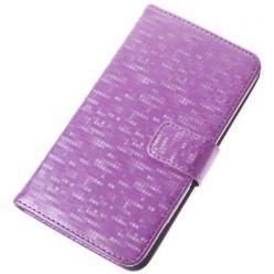"Aligator Pouzdro BOOK GLAMMY L (4,5""- 5"") pink"
