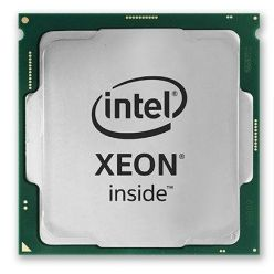 Intel Xeon E-2134 @ 3.5GHz, 4C/8T, 8MB, LGA1151, tray