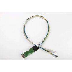 CBL-NTWK-0587 - interní ethernet kabel pro management PTJBOD3, 50cm