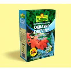 Hnojivo  Agro  Floria OM pro okrasné dřeviny 2,5 kg