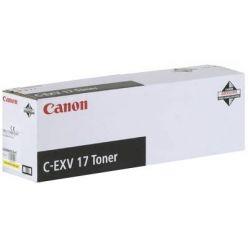 Canon C-EXV 17, černý toner