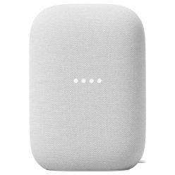 Google hlasový asistent Nest audio chalk/ Google Assistant/ Wi-Fi/ Bluetooth/ CZ adaptér/ bílý