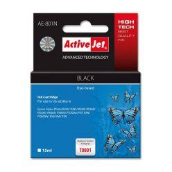 ActiveJet náhrada za Epson T0801, černá, 15ml