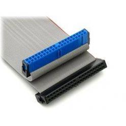 PremiumCord Plochý kabel k HDD 80ž ATA66,3kon 45cm