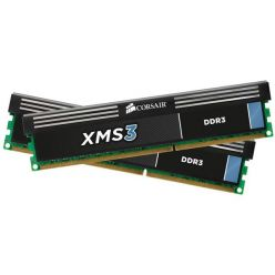Corsair XMS3 2x8GB DDR3 1600MHz, CL11-11-11-30, DIMM, 1.5V