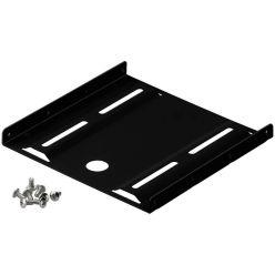 """Držák HDD / SSD 2,5"""" ( do 3,5"""" pozice ) kovový, vanička"""