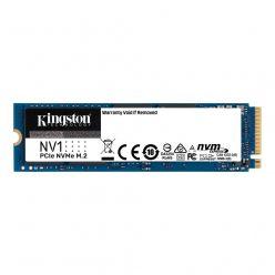 Kingston NV1 500GB SSD M.2 2280 (PCIe 3.0), 2100R/1700W