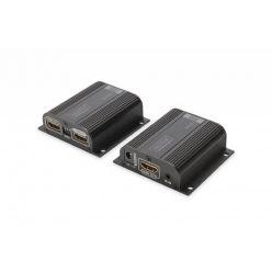 Digitus HDMI extender přes CAT6/6A/7 až 50 metrů