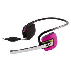 NGS AMPHORACIPHER, Headset, purpurová