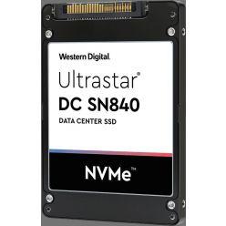 "WDC Ultrastar SN840 1,6TB NVMe U.2 (2,5""/15mm), PCI-E4/2PCI-E2, 736/224kIOPS, 3DWPD, ISE"
