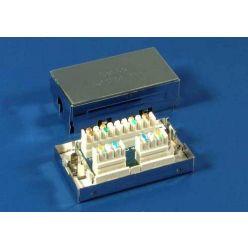 Nařezávací spojka pro kabely kat. 5e STP