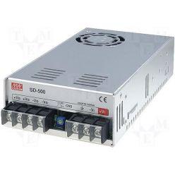 MEANWELL • SD-500L-24 • DC/DC měnič napětí uzavřený 504W z 19-72V na 24V