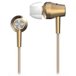 Genius HS-M360, sluchátka do uší s mikrofonem, zlatá