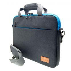 """Nylonová taška FIXED Urban pro tablety a notebooky do 12"""", černá"""
