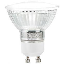 NEDIS Wi-Fi chytrá LED žárovka/ GU10/ 5W/ 230V/ 330lm/ 2700K/ teplá bílá/ RGB/ stmívatelná