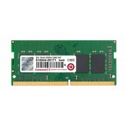 Transcend 8GB DDR4 2400MHz CL17, SO-DIMM