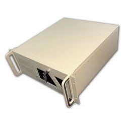 "DATACOM Case 19"" IPC 4U/485mm GY bez PSU"