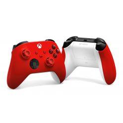 Xbox bezdrátový ovladač pulse red
