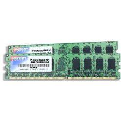 Patriot 2x2GB DDR2 800MHz, CL6
