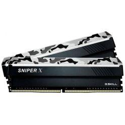 G.Skill Sniper X 2x16GB DDR4 3000MHz CL16, DIMM, XMP 2.0, 1.35V, Urban Camo