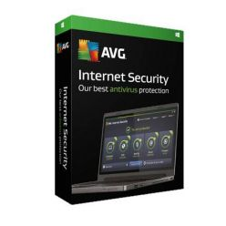 AVG Internet Security, 1PC (2roky) (SALES NUMBER) email