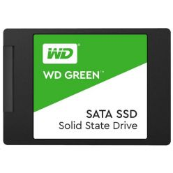 "WD Green 240GB, 2.5"" SSD, SATA III"