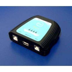 USB 2.0 přepínač 4:1, manuální